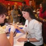 Liz helps promote awareness of diabetes