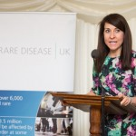 Liz hosts Rare Disease Day reception in Parliament