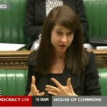 Liz votes against hospital closure clause, and in favour of more support for family carers