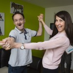 Liz visits service for people with learning disabilities