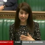 Liz quizzes Minister about pupil premium