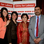 Launch of Sikhs for Labour