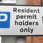 Pressing for progress on local parking