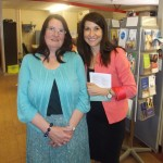 Liz visits Leicester's Carers Centre