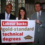 "Liz backs new ""Gold Standard"" technical degrees"