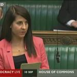 Liz speaks in Commons foreign affairs debate