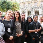 Young people from Beaumont Leys come to Parliament