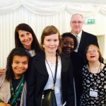 Liz promotes Shared Lives scheme in Parliament and in Leicester