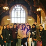 Fullhurst Community College students visit Westminster