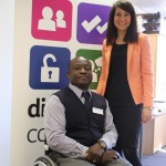Backing business to boost job prospects for disabled people