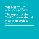 Liz supports plans to radically improve mental health services