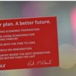 Launching Labour's Plan