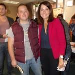 Liz holds jobs fair for former Mark Group employees