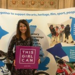 Supporting the 'This Girl Can' campaign