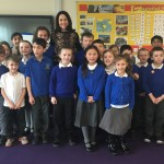 St Mary's Field's Primary School Visit
