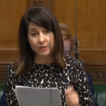 Liz speaks in education and social mobility debate