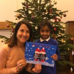 Liz's Christmas Card Competition
