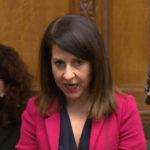 Liz questions Government about Brexit plans