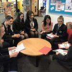 Liz visits Beaumont Leys & Barley Croft schools