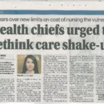 Liz pressures NHS into rethinking proposals on NHS Continuing Health Care