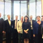 Liz holds meeting in Parliament on children's heart unit