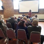 Liz Holds Braunstone Residents Meeting