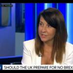 Liz on Sky News Brexit debate