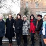 Liz meets with Western Park Traffic Action Group