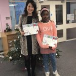 Christmas card competition winner announced