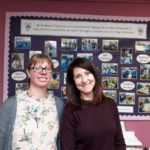 Liz visits St Mary's Fields Primary School
