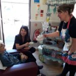 Liz visits Grey Ferrers Care Home