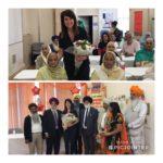Liz visits Guru Nanak Community Centre