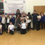 Liz launches Social Media consultation with local students