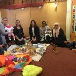 Liz visits Beaumont Leys Children's Centre