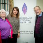 Liz meets Holocaust survivors at launch of Holocaust Memorial Day