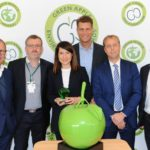 Liz hosts Green Apple Awards in Parliament