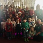 Christmas Party time at Allexton Day Nursery