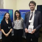Liz meets with Carers UK and Centrica in Parliament