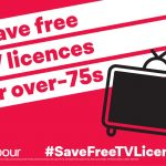 Liz challenges decision to scrap free TV licences for over 75s