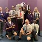 Liz visits Queensmead Primary Academy
