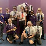 Liz visits Queensmead Primary Academy