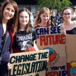 Liz backs Climate Strike