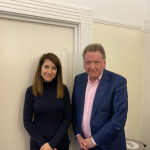 Liz meets with Food and Drink Federation to discuss impact of Brexit on the food industry