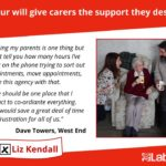 Liz calls for new rights for unpaid family carers