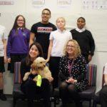 Liz visits Ellesmere College