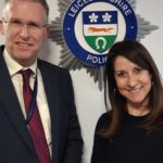 Liz meets Chief Constable