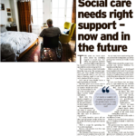 Liz's latest column for the Leicester Mercury