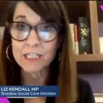 Liz responds to the Spending Review on Peston