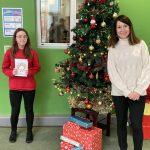 Liz announces Christmas Card Competition winner