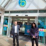 Liz visits Beaumont Leys Shopping Centre